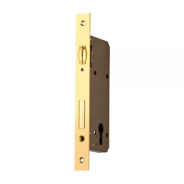 قفل توکار غلطکی 60 میلیمتری