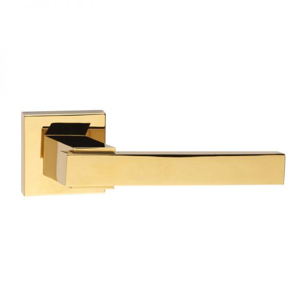 دستگیره در رزت 7900 طلایی بهریزان